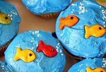 swimming parti