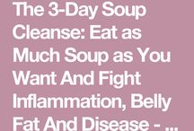 SOUP CLEANSES