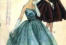 Dress Designs / by Hilary Kerr