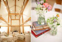 General Wedding Decor Ideas / by Sage Huskins