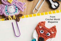 crochet _вязание крючком