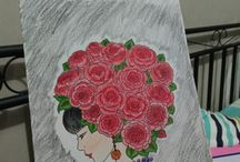 coloring anti stress