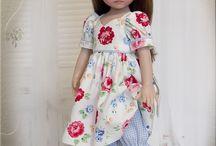 Одежда для кукол - идеи