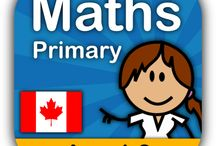 Apps for Canada / Fun maths practice on the iPad and iPhone.