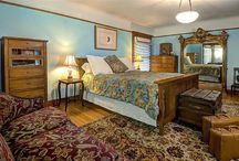 bedrooms / bedrooms in old houses