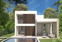 Villas Lucía Denia / New build villas in Denia by Ramón Esteve, one step away from the beach and designed to enjoy the Mediterranean way of life.