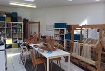 Weft Blown Studio / What's happening in the studio at the moment