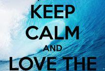 Keep Calm / by Elizabeth Adamson