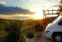 Wohnmobiltouren Italien