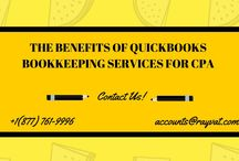 Bookkeeping Services for CPA