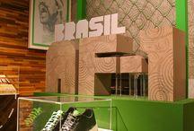 Shoe display stand