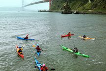 Kayak San Francisco