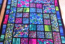 Quilts---- Stained Glass