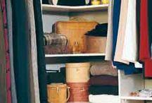 Master Bedroom - Closet