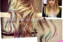 hair chalk / by miamibfly