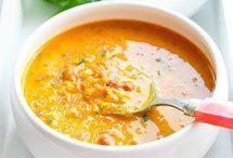 przepisy na zupy