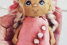 мини кукла