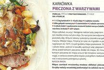 Przepisy kulinarne - potrawy z mięsa wieprzowego