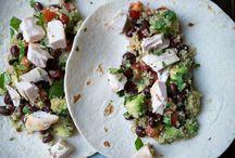 fit for a foodie -healthy food / by Jackie Zajac Bateman