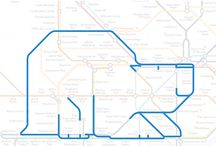 Diagram - Metro - Art