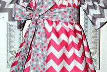 Fabrics / by Kiki Theriot