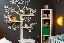 nursery and baby