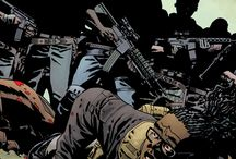 the walking dead covers