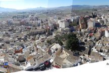 Villena, Alicante, Spain / Fotografías de la ciudad de Villena. Villena city photos.
