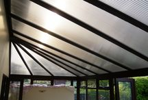 """""""Before"""" Photos / Photos of conservatories before we installed our roof insulation systems. Great to compare with our main board of post-insulation shots!"""