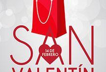 San Valentín en Tenerife / Celebración de la Fiesta de los Enamorados en Tenerife; dinamización comercial en los municipios para las compras de San Valentín.