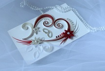 Quilling - Hearts / by Quilling Wonderland