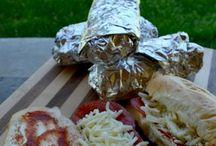 Make ahead camping food