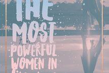 The Mighty Women Magazine