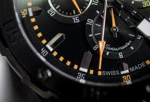 Swissmaster. / Swiss Made. Un reloj con carácter que se adapta a cualquier estilo y evento. Aguerrido y elegante.