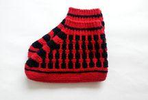 Ayak bileği çorapları