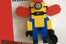 Noah's Lego Creations / LEGO