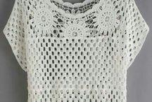 örgü bluz