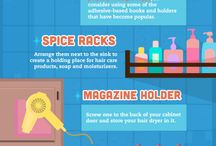 Home cleaning hacks and tips / cleaning tips