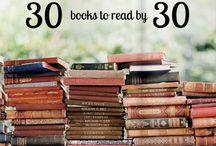 Boeken die Tessa zou moeten lezen / Vandaag wordt collega blogger Tessa Heitmeijer 30 jaar. Op haar blog deelt zij fantastsche boekentips, maar vandaag geven wij haar boekentips cadeau.(misschien komen we met elkaar op 30)