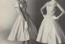 Fashion History 1950-1960