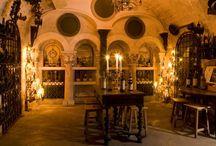 Spectacular Wine Cellar