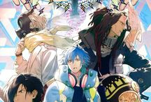 Dramatical Murder / The gay game where the bad endings are the good endings. The fandom sins all the time.