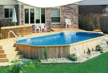 Pool ideas / by Anthea Lewis