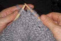 savoir tricoter
