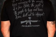 Products / Our Military, Veteran, First Responders, Gun Rights & 2nd Amendment and U.S.A. Patriotic T Shirts and Hats.