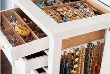 Bedroom / Storage jewellery