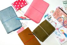 Travelers Notebooks Galore!