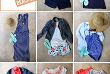 Vacation wardrobe