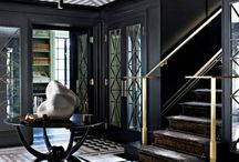 Art Deco Living / The exceptional marriage between Contemporary Art Deco and Brittfurn Interior