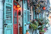 NEW ORLEANS Sights / a collection of images that paint a portrait of the city I love and love to call home